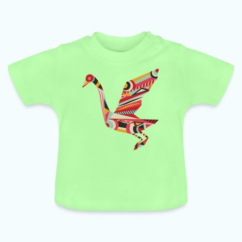 Origami bird Japanese - Baby T-Shirt