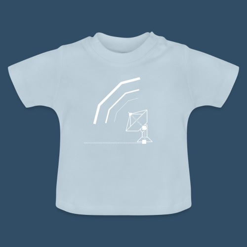 Calling All Broadcasts Satellite Dish - Baby T-Shirt
