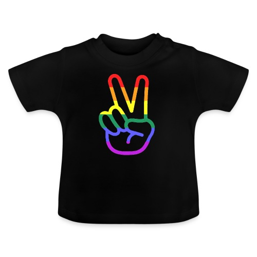 Peace Hand - Baby T-Shirt