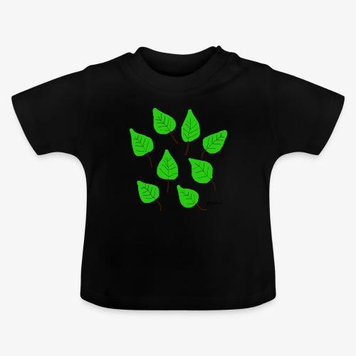 Lehdet - Vauvan t-paita