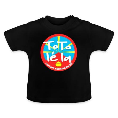Collection Toto Lé La 974 - T-shirt Bébé