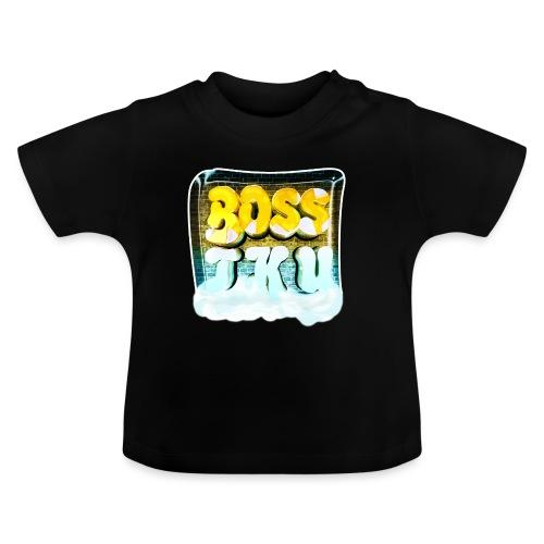 BOSS TKU stickerstyle - Baby T-Shirt