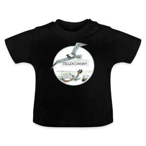 Rache ist möwisch! - Baby T-Shirt