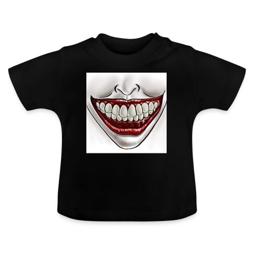 Smile Maske - Baby T-Shirt