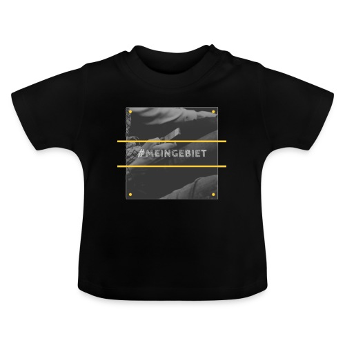 MeinGebiet - Baby T-Shirt