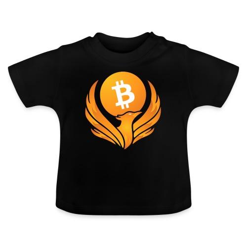 BITCOIN FENIKS - Koszulka niemowlęca