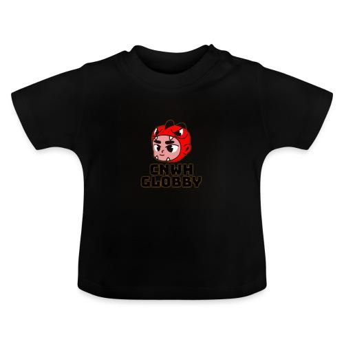 CnWh Globby Merch - Baby-T-shirt