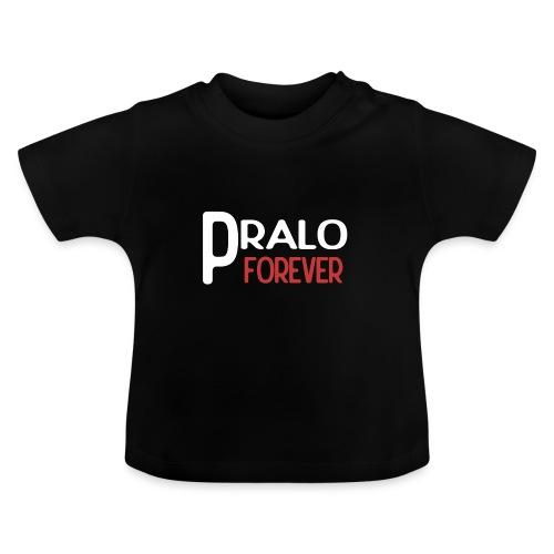pralo forever blanc et rouge - T-shirt Bébé