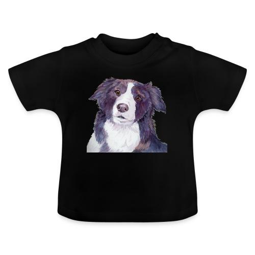 bordercollie color - Baby T-shirt