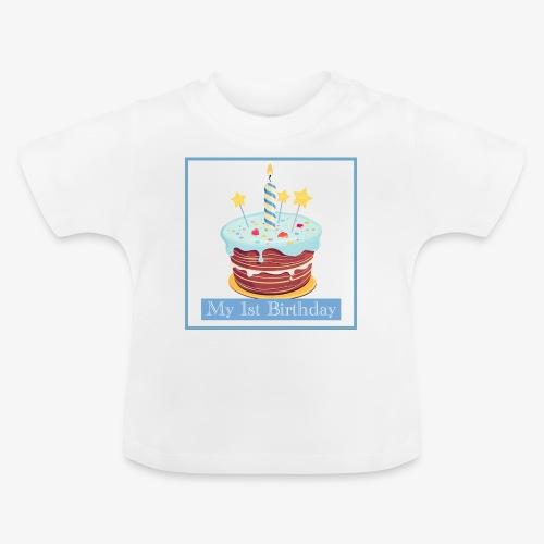 Birthday - Maglietta per neonato