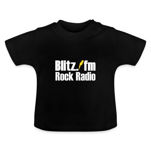 BLITZ FM TSHIRT Schwarz - Baby T-Shirt