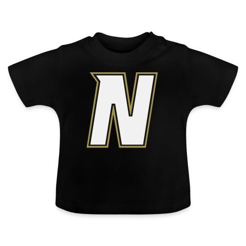 Nordic Steel WHITE N - Baby T-Shirt