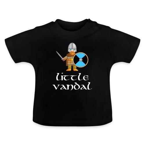 Little Vandal Hoodie (light text) - Baby T-Shirt