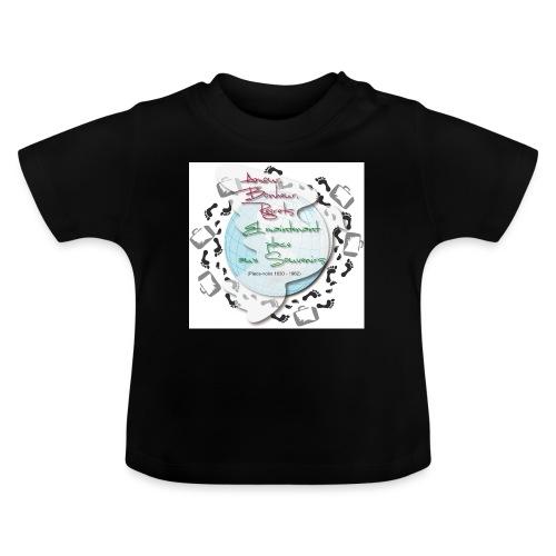 souvenirs pieds noirs - T-shirt Bébé