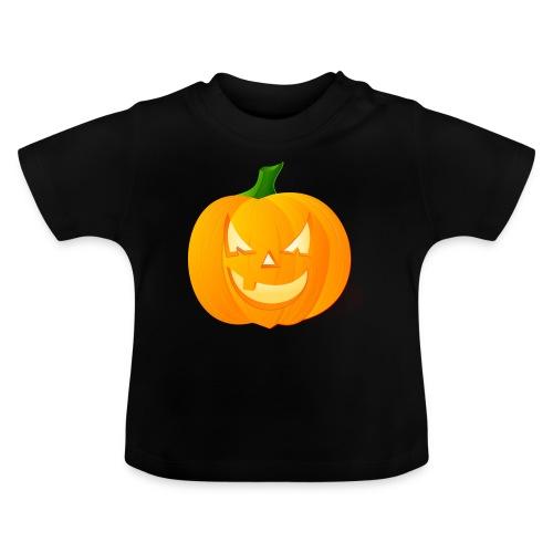 Kürbis Halloween Scary - Baby T-Shirt