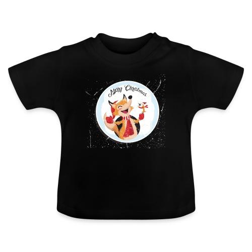 marry chrismas2 - T-shirt Bébé
