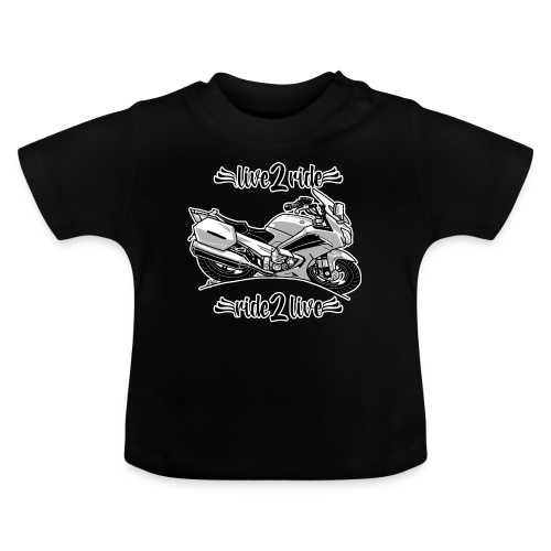 0964 live 2 ride ride 2 live - Baby T-shirt