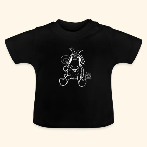 Bock - Miss you weiß - Baby T-Shirt