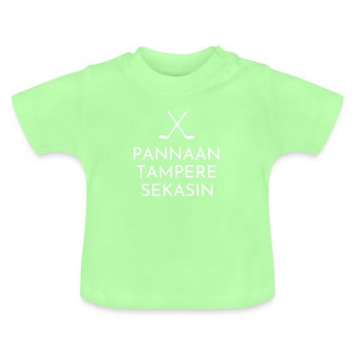 tampere valkoinen - Vauvan t-paita