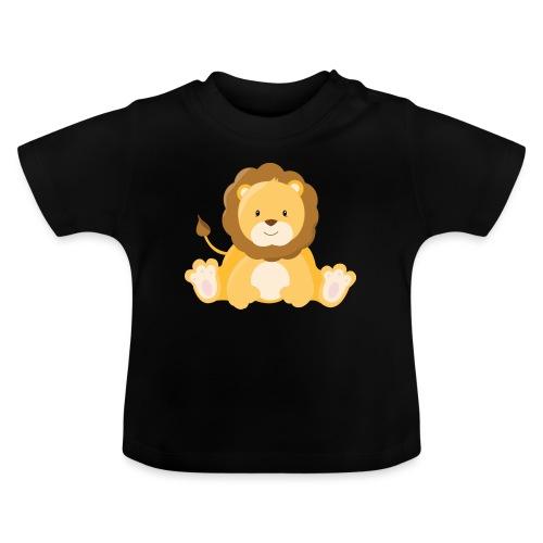 SAFARI Löwe - Baby T-Shirt