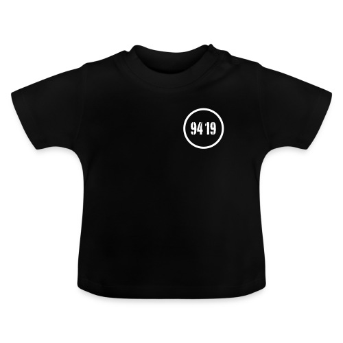 Logo 9419 25cm - Baby T-Shirt