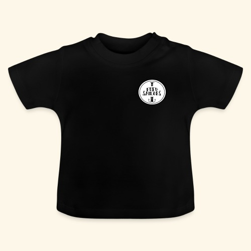 fufusailors tshirt badge - Baby T-Shirt