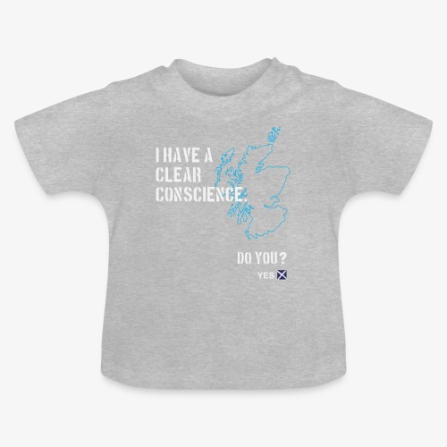 Clear Conscience - Baby T-Shirt