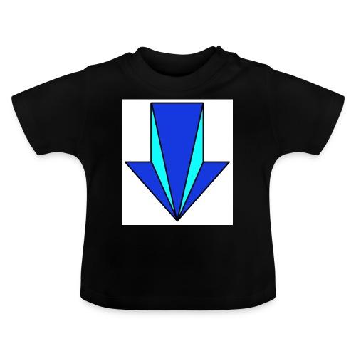 flecha - Camiseta bebé