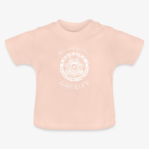 kindergarten sheriff - Baby T-Shirt
