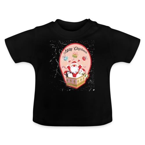 Merry Chrismas1 - T-shirt Bébé