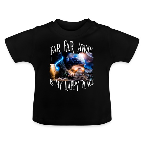 My Happy Place - Baby T-shirt