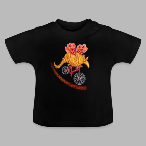 Flying Armadillo - Baby T-Shirt
