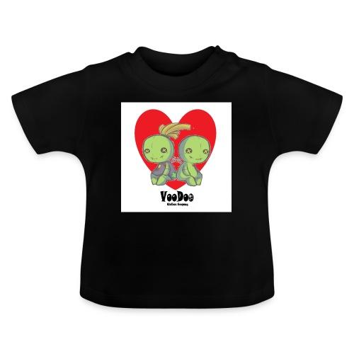 bhnvdloove-png - Camiseta bebé