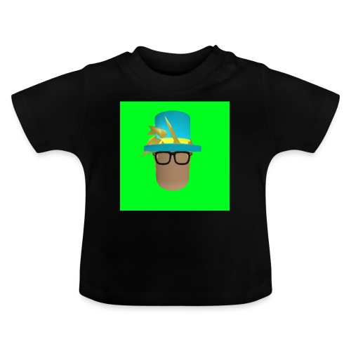 MrWhatWhat Logo Merch - Baby T-Shirt