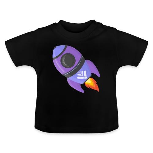 LTOnaut rocket - Baby T-Shirt