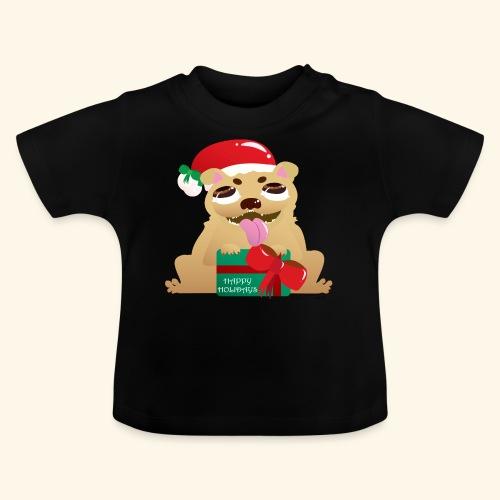 Pug-liday! - Baby T-Shirt