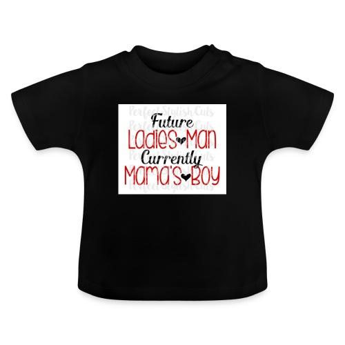 ladies man - Vauvan t-paita