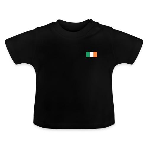 Bandera de Irlanda - Camiseta bebé