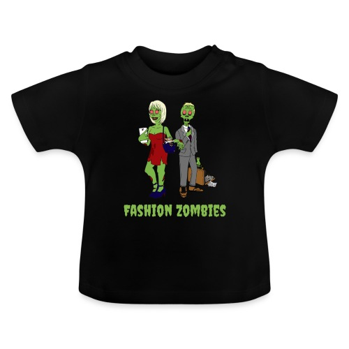 Fashion Zombie - Baby T-Shirt