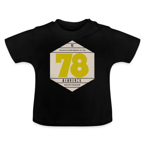 Vignette automobile 1978 - T-shirt Bébé