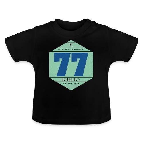 Vignette automobile 1977 - T-shirt Bébé