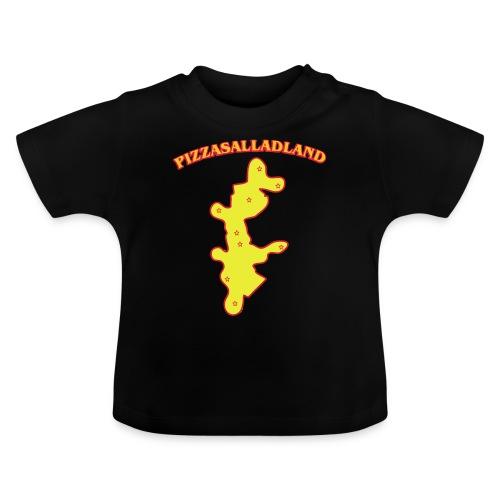 Pizzasalladland - Baby-T-shirt