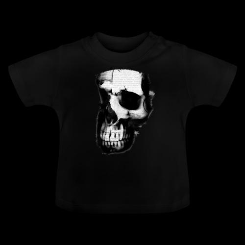teschio darktrasp - Maglietta per neonato
