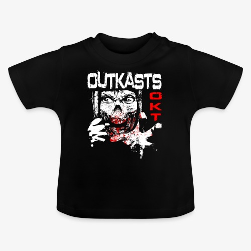 Outkasts Scum OKT Front - Baby T-Shirt