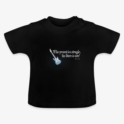 Frases celebres 01 - Camiseta bebé