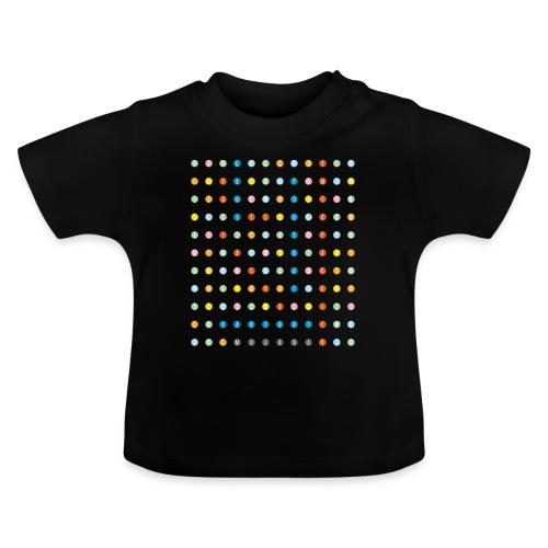 LES MOTS BLEUS enfant - T-shirt Bébé