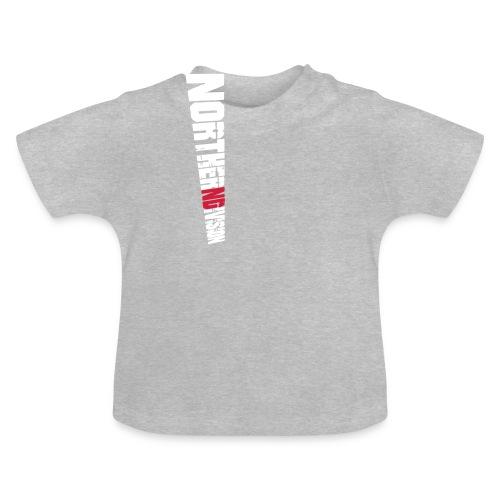 nd badg 2vari perspective - Vauvan t-paita