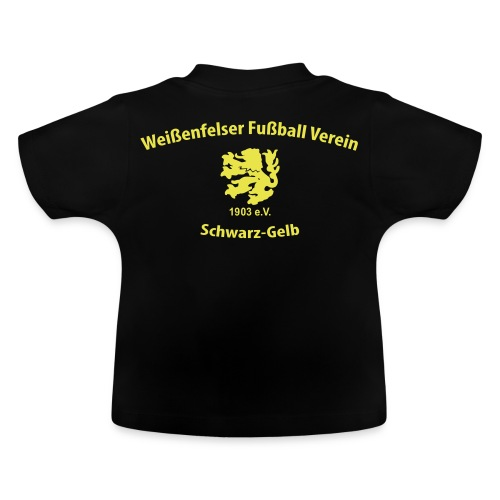 WFV Logo (groß) - Baby T-Shirt