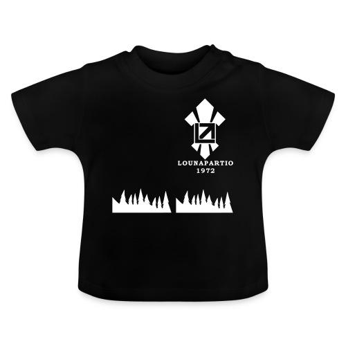 louvaatelogo - Vauvan t-paita