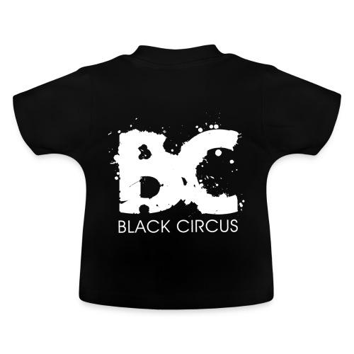 Black Circus Logo white png - Baby T-Shirt